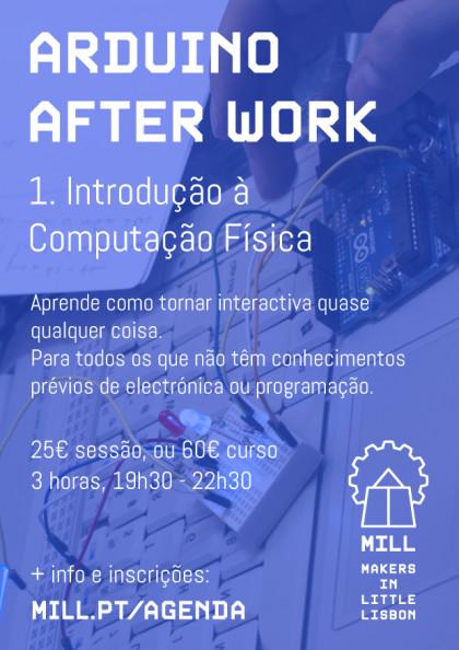 Arduino After Work: Introdução à Computação Física