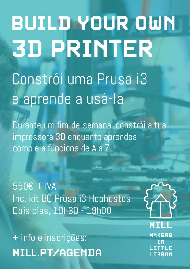 Build Your On 3D Printer