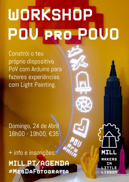 Workshop POV Pro POVO