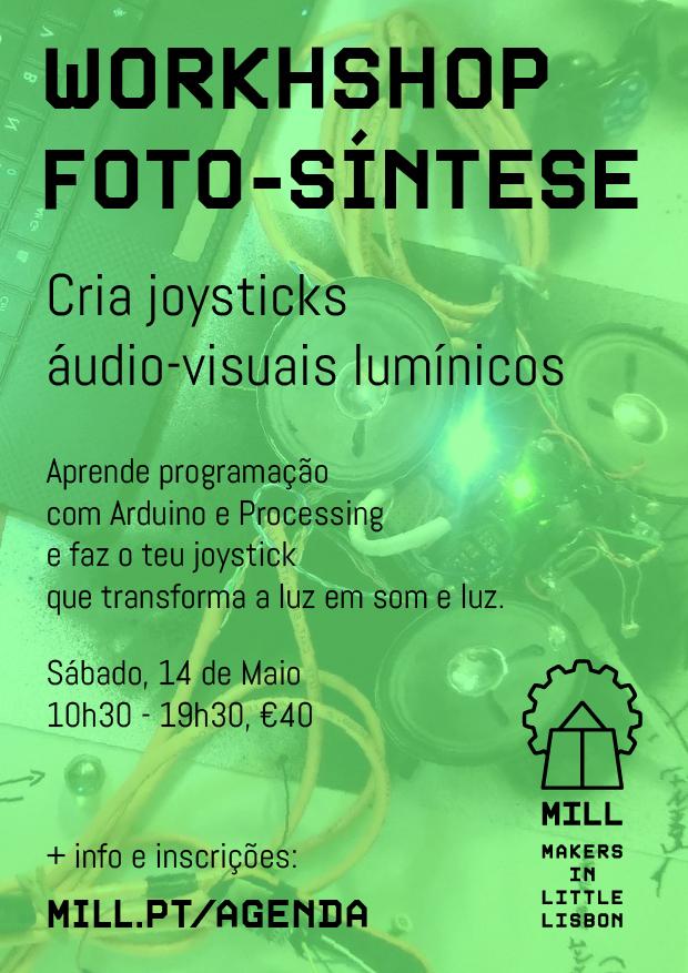 Workshop Foto-Síntese