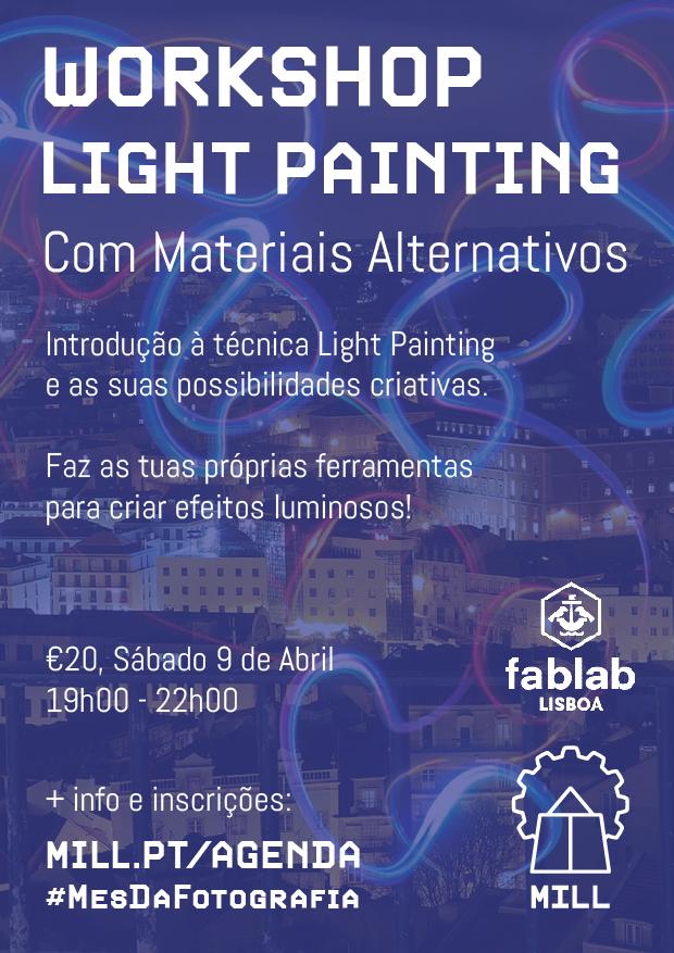 Workshop Light Painting