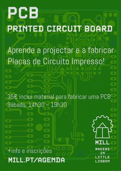 Fabricação de Placas de Circuito Impresso (PCB)