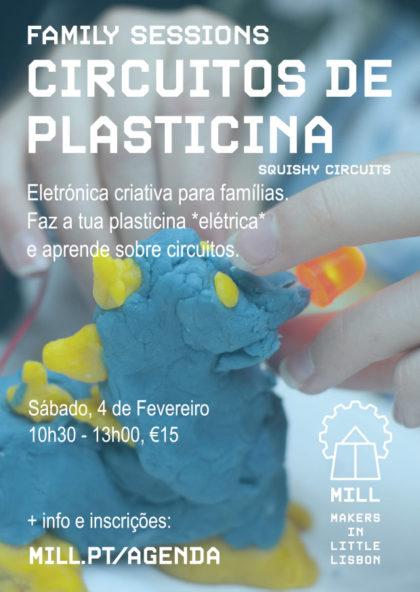 Circuitos de Plasticina