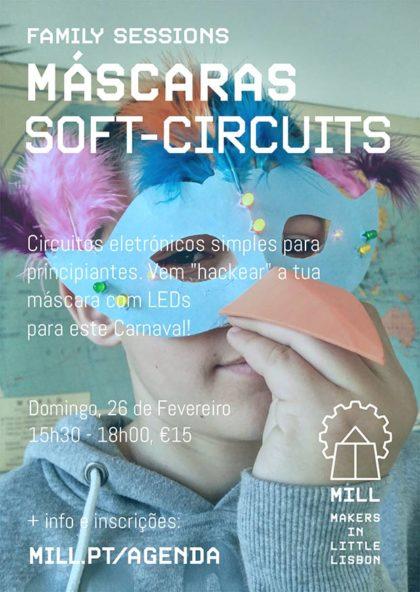 Máscaras Soft-Circuits