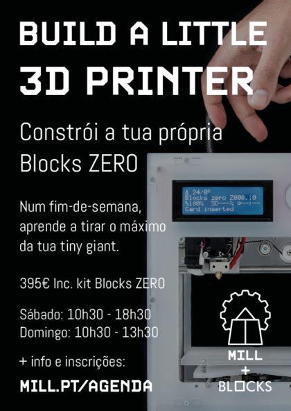 Build a Little 3D Printer