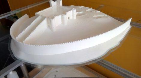 Big 3D Prints