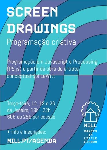 Programação criativa com P5.js/ Processing - Sessão 3