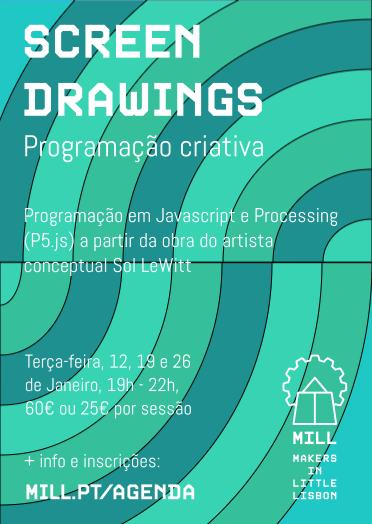 Programação criativa com P5.js/ Processing - Sessão 2